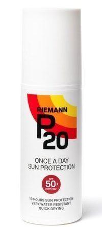 P20 Riemann Aurinkosuojavoide SPF 50+ 100 ml