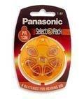 Panasonic PR 13 ilmasinkkiparisto 6 kpl