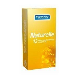 Pasante Naturelle kondomi 12 kpl
