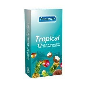 Pasante Tropical kondomi 12 kpl