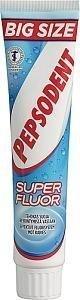 Pepsodent Super Fluor Hammastahna 125 ml