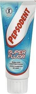 Pepsodent Super Fluor Hammastahna 75 ml