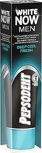 Pepsodent White Now For Men Deep Cool Fresh Hammastahna 75 ml