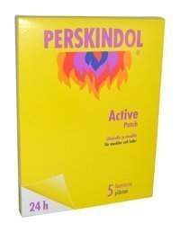 Perskindol Active Patch 5 laastaria