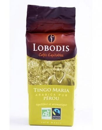 Peru Tingo Maria luomukahvi 250 g