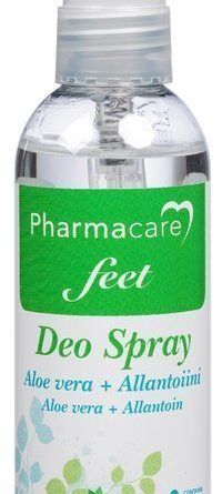 Pharmacare Feet Deo spray 100 ml