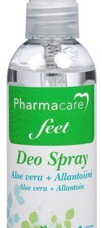 Pharmacare Feet Deo spray 100 ml