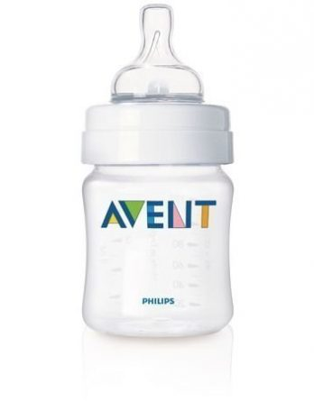 Philips Avent Airflex tuttipullo 125 ml PP