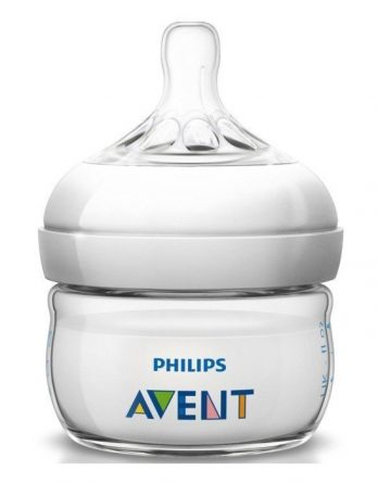 Philips Avent Natural Nappflaska 60 ml