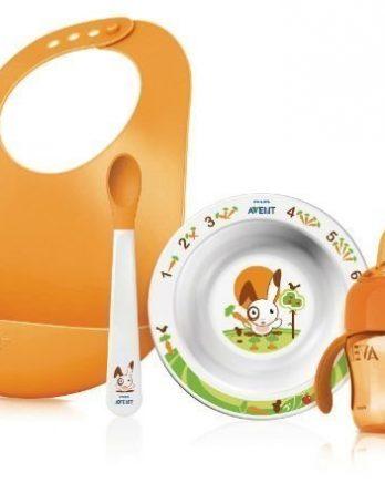 Philips Avent aloituspakkaus ruokailuun
