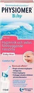 Physiomer Baby Comfort Mist 115 ml