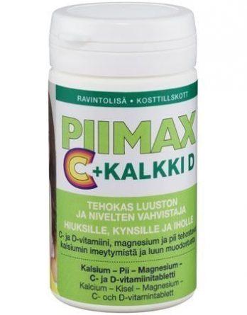 Piimax C + Kalkki D 120 tabl