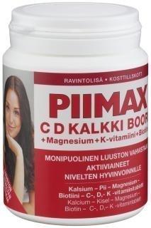 Piimax CD Kalkki Boori 300 tabl.