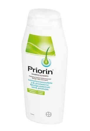 Priorin shampoo 200 ml