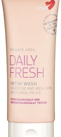 Private Area Daily Fresh intim shower gel 200 ml