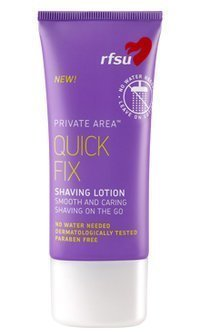 Private Area Quick Fix shaving lotion 50 ml