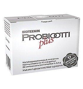 Probioottiplus Pikkupakkaus 20 kapselia
