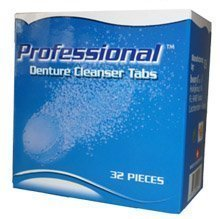 Professional puhdistustabletit suukojeille 32 tabl.
