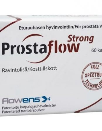 Prostaflow Strong 60 kaps.