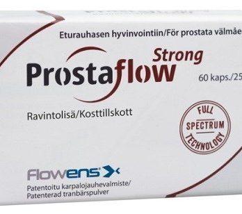 Prostaflow Strong 60 kapselia