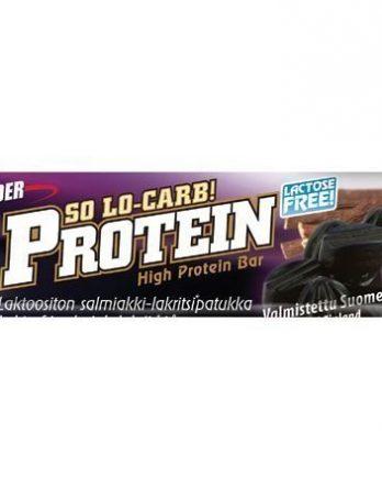 Protein So Lo Carb Salmiakki laktoositon 24 kpl (laatikko)