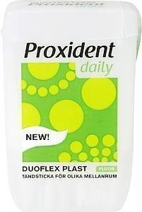 Proxident Duoflex Muovihammastikku Fluorilla 60 kpl