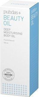 Puhdas+ Beauty Oil Kosteuttava Vartaloöljy 100 ml