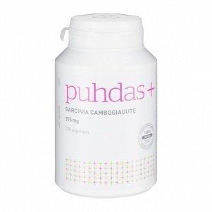 Puhdas+ Caps Garcinia Cambogiauute 375 mg 120 kpl