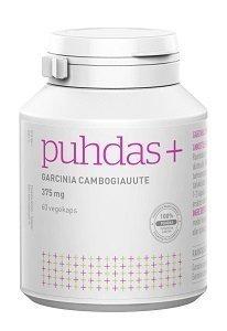 Puhdas+ Caps Garcinia Cambogiauute 375 mg 60 kpl