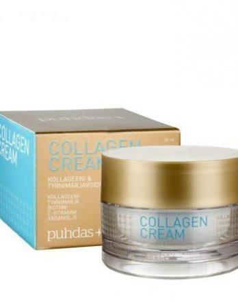 Puhdas+ Collagen Cream kasvovoide 50 ml