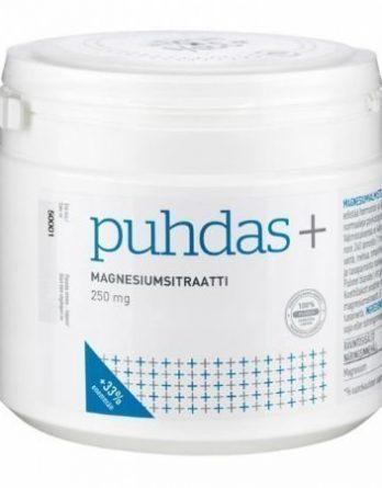 Puhdas+ Magnesiumsitraatti 150 g