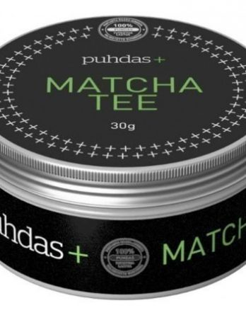 Puhdas+ Matcha tee 30 g