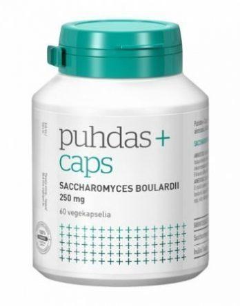 Puhdas+ Saccharomyces boulardii 60 kpl