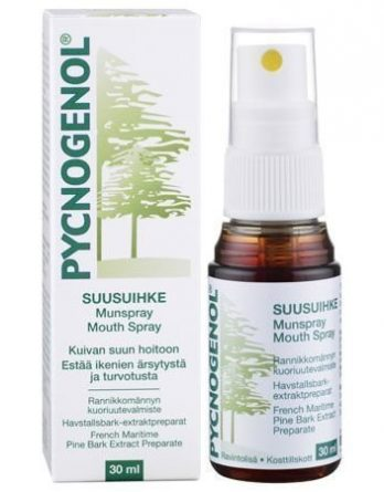 Pycnogenol suusuihke