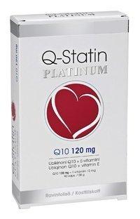 Q-Statin Platinum 90 kapselia