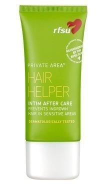 RFSU Hair Helper estämään karvojen sisäänpäin kasvua