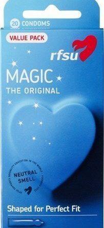 RFSU Magic kondomi 20 kpl