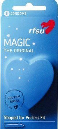 RFSU Magic kondomi 5 kpl