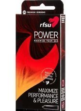 RFSU Power L-Arginiini kondomi 10 kpl