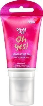 RFSU Sense Me Oh yes! stimulating gel 40 ml