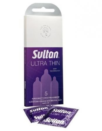 RFSU Sultan Ultra Thin Kondomi 20 kpl