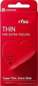 RFSU Thin kondomi 10 kpl