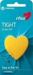 RFSU Tight Slim Fit Kondomi 10 kpl
