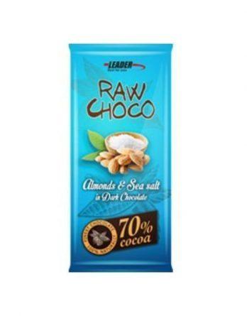 Raw Choco Almond sea salt