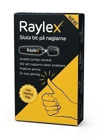 Raylex Kynsien Pureskelun Lopetus 1 kpl