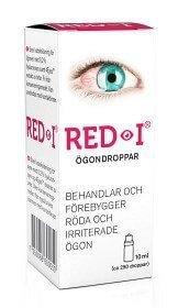 Red-I Silmätipat 10 ml