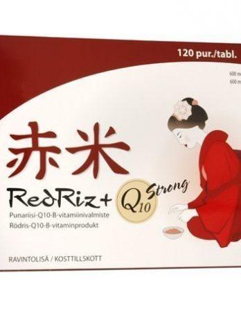 RedRiz + Q10 Strong