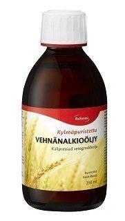 Reformi Kylmäpuristettu vehnänalkioöljy 250 ml
