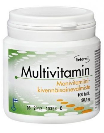 Reformi Multivitamin