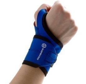 Rehband Wrist Support Rannetuki Sininen